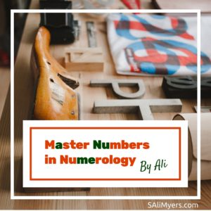 Master Numbers in Numerology