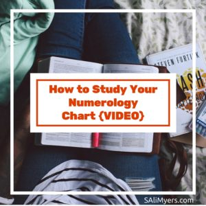 How to Study Your Numerology Chart