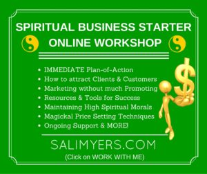 Spiritual Business Starter Workshop