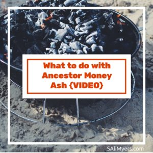 What to do with Ancestor Money Ash (2)