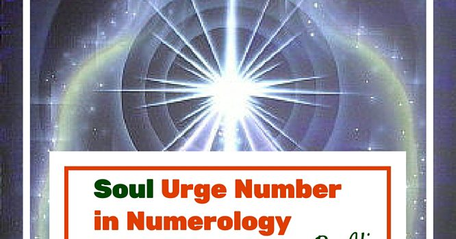 Soul Urge Number in Numerology Meanings (1-9)