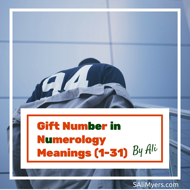 Gift Number In Numerology Meanings  1